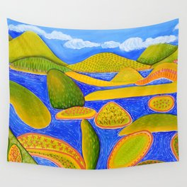 Islands in the Stream Wall Tapestry