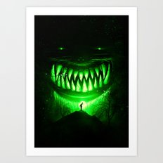 There's No Other Way Art Print