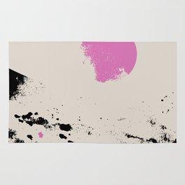 Pink vibe 1 Rug