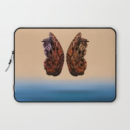 The Stone Butterfly Dreamed of Waking Up Again Laptop Sleeve