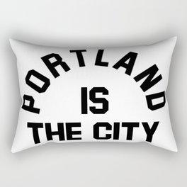 P-TOWN IS THE CITY! Rectangular Pillow