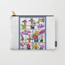 Orchids in the Window Carry-All Pouch