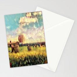 Gathering At Kenai'i Stationery Cards