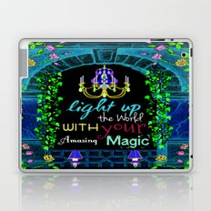 Amazing Magic Laptop & iPad Skin