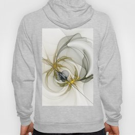 Together We Are Strong, Abstract Fractal Art Hoody