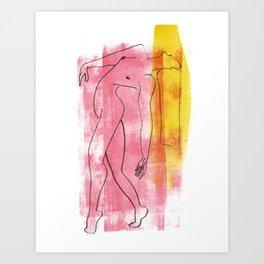 sketch_0039 Art Print