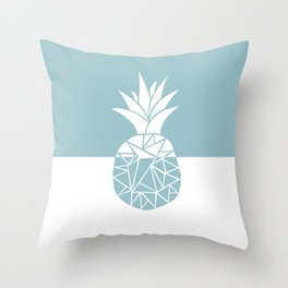 Pineapple Dreams Throw Pillow