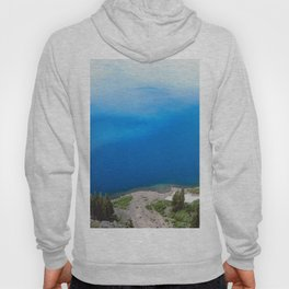 Crater Lake Cloud Reflection Hoody