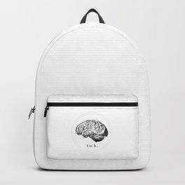 Brain Anatomy - Use It Backpack