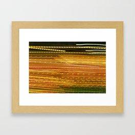 ColorStream Framed Art Print