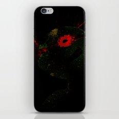 Raph iPhone & iPod Skin