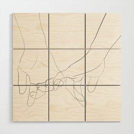 promesse Wood Wall Art