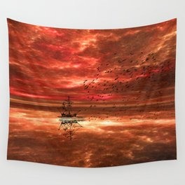 Sailor's Delight Wall Tapestry