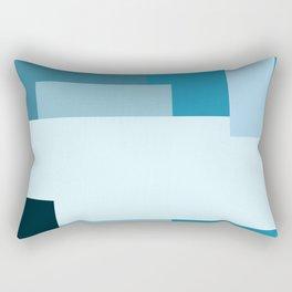 The Blueprint Rectangular Pillow