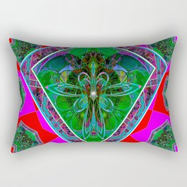 Forest Pixies Rectangular Pillow