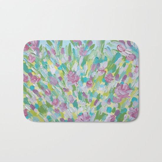 Spring flowering Bath Mat