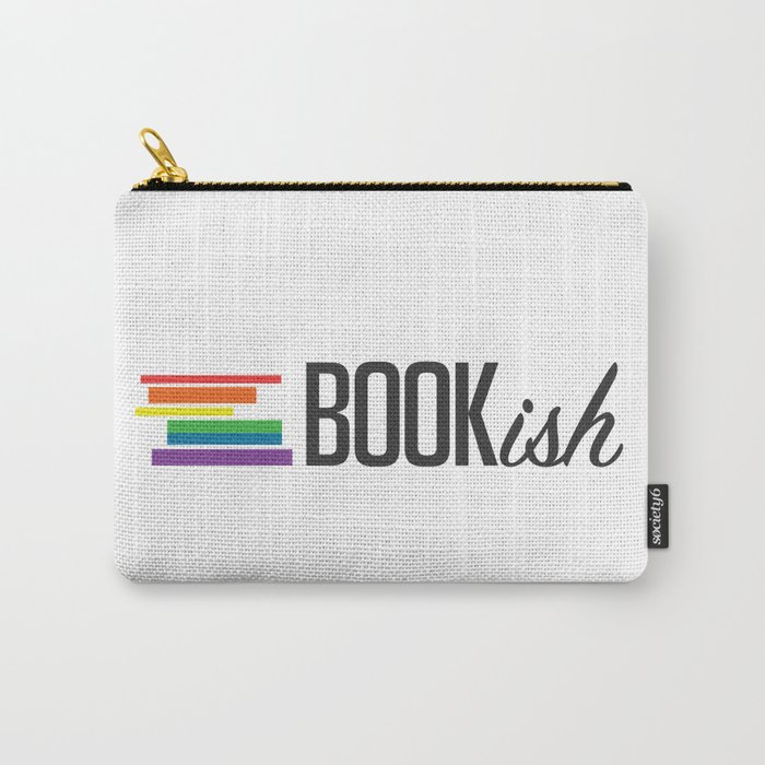 Bookish and Proud Carry-All Pouch