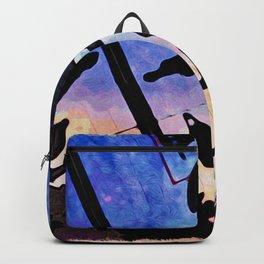 Ninja Attack Backpack