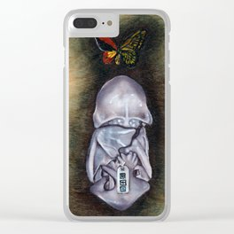 22 Clear iPhone Case