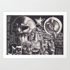 Local Art Print