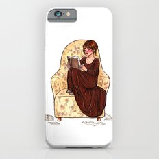 Reading fictional characters: Elizabeth iPhone 6 Slim Case