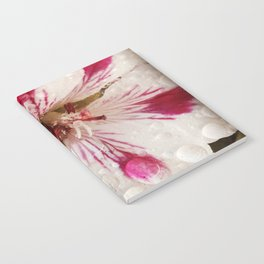 Flowers in the Summer Rain Notebook