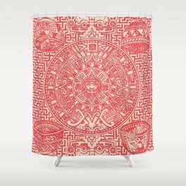 Forty-three Shower Curtain