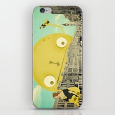 this island earth iPhone & iPod Skin