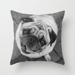 Baxter Rockstar Throw Pillow