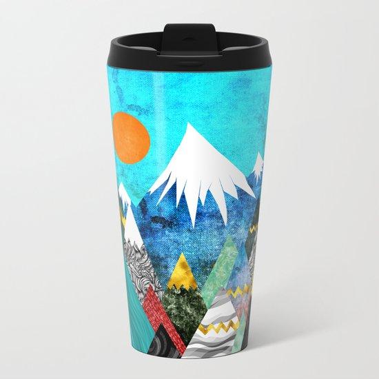 Himalaya Metal Travel Mug