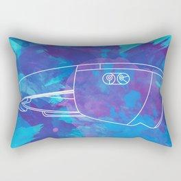 Virtual reality glasses Rectangular Pillow