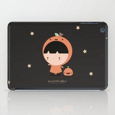 Cute Pumpkin iPad Case
