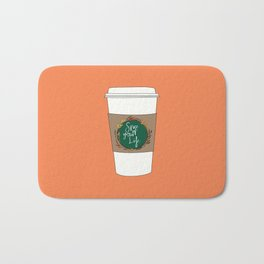 Pumpkin Spice Your Life Bath Mat