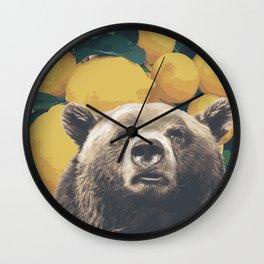 Wish it was Honey Wall Clock