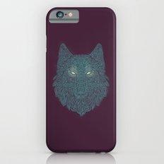 Wolf of Winter iPhone 6s Slim Case