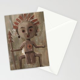 Tribal Gnome Stationery Cards