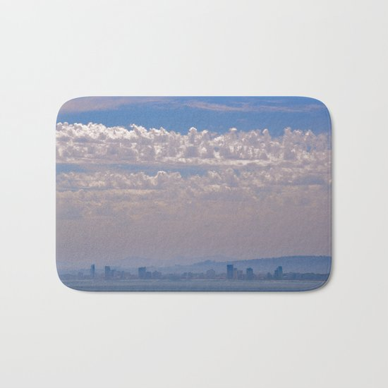 Smoky Sky Bath Mat