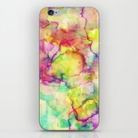 island iPhone & iPod Skins featuring Island by Amy Sia