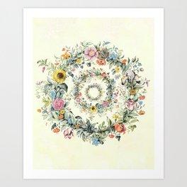 Circle of Life Variations - 2020 Art Print