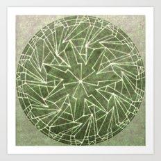 Spinny 1 Art Print