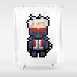 soldier 76 16-bit Shower Curtain