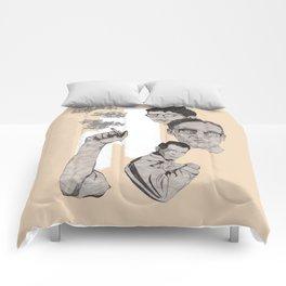 Burroughs, Ginsberg and Kerouac Comforters