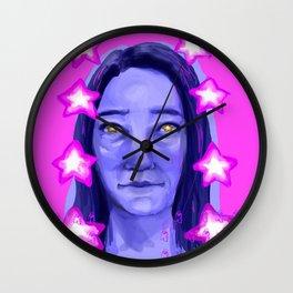 STAR GIRL Wall Clock