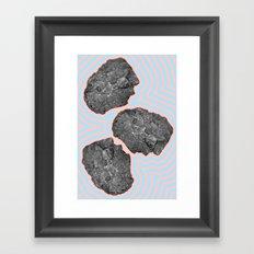 Aura Of The Outdoors Framed Art Print