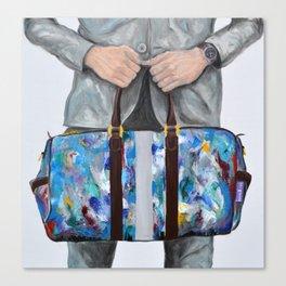die tasche Canvas Print