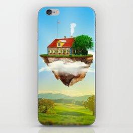 Joseph's Moving Castle iPhone Skin