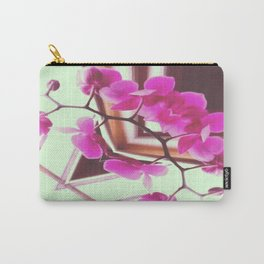 Orchid Manipulation Carry-All Pouch