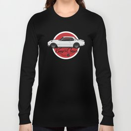 Hakosuka Skyline GTR (White) Long Sleeve T-shirt