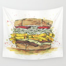 The Sammy of Primanti Wall Tapestry