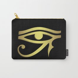 Eye of horus Egyptian symbol Carry-All Pouch